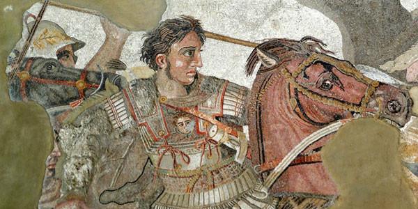 Shaving history of ancient Greece