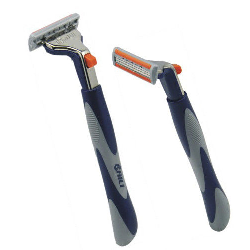 rubber razor
